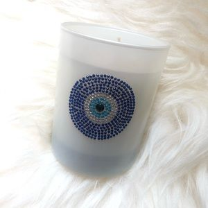 Other - Crystal Evil Eye Primal Elements 9 oz. candle